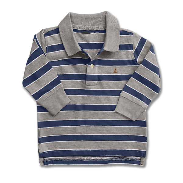 BOY'S TEDDY BEAR POLO | GP-(12M-5Y)