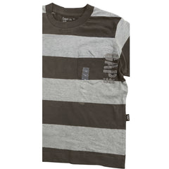 BOY'S STRIPE POCKET TEE | GAP-(4Y-16Y)