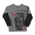 BOYS KING OF NAUGHTINESS TEE BY GAP(12M-5YRS)