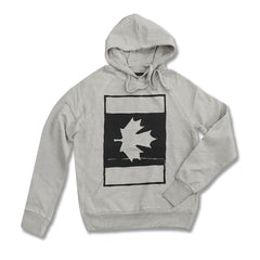 LADIES LEAF PRINTED HOOD | ALCOTT