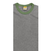 MEN'S GREEN NECK TEE | LEAGUE