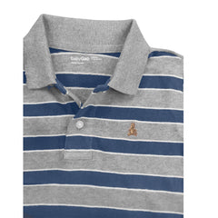 BOY'S BRANNAN BEAR STRIPE POLO | GP-(12M-5Y)