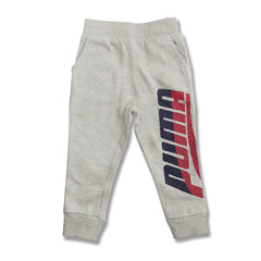 BOY'S GRAPHIC TEXT FLEECE TROUSER | PUMA-(3M-20Y)