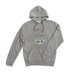 MEN'S PRINTED PULLOVER HOOD | BILLABONG