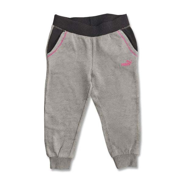 GIRL'S PRINTED TROUSER | PUMA-(2Y-4Y)