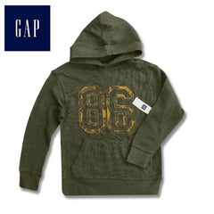 BOY'S NO# 86 HOOD| GAP-(4Y-16Y)
