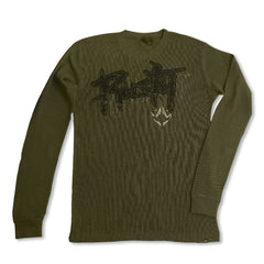 MEN'S CREW THERMAL SHIRT | RUSTY