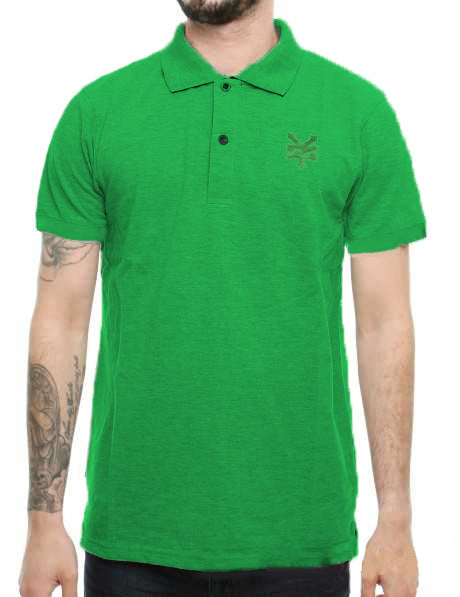 MEN'S EMBROIDERY LOGO POLO | ZOO YORK