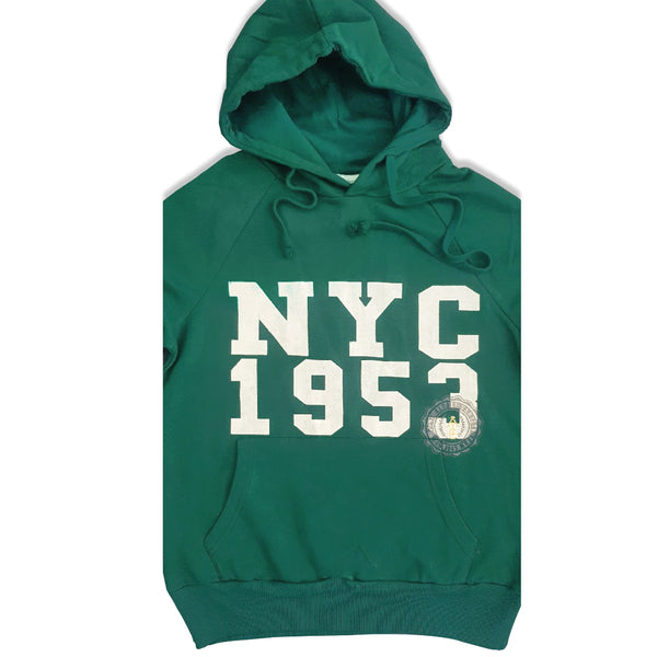 LADIES NYC 1953 PRINTED HOOD | ALCOTT