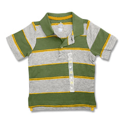 BOY'S 3 COLOR STRIPE POLO | OLD NAVY
