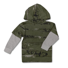 BOY'S ELECTRIC HOOD | GAP-(4Y-16Y)