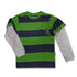 BOY'S B-GRADE STRIPE POCKET TEE | GAP-(4Y-16Y)