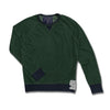 MEN'S REGLAN SLEEVE SWEATSHIRT | AMERICAN EAGLE
