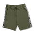 MEN'S SIDE TAP TERRY SHORTS | JACK & JONES