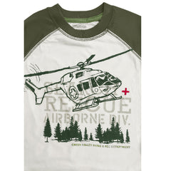 BOY'S RESCUE + TEE | OLD NAVY-(12M-5Y)