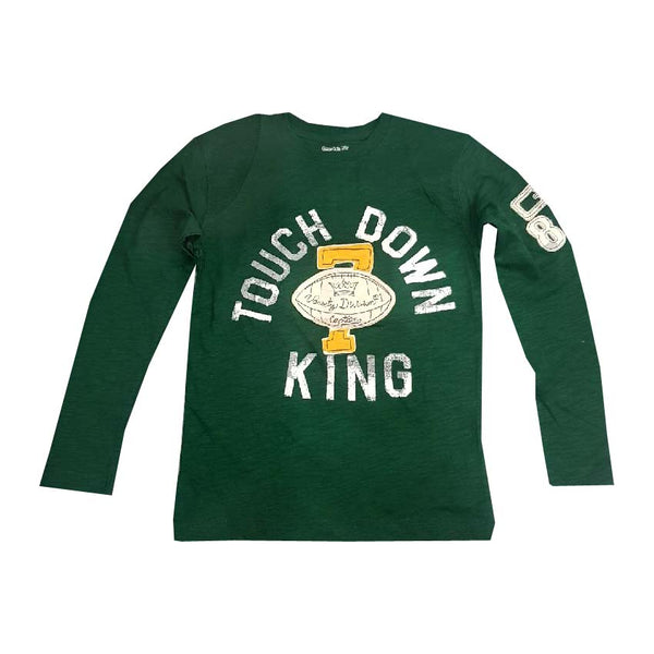 BOYS  KING 7 T-SHIRT| GP-(4Y-16Y)