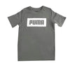 BOY'S FRONT TEXT T-SHIRT|PUMA-(8Y-20Y)