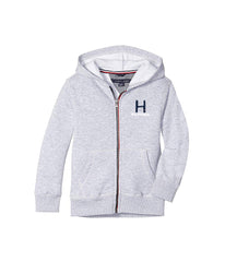 BOY'S GREG FULL ZIPPER HOODIE | TOMMY