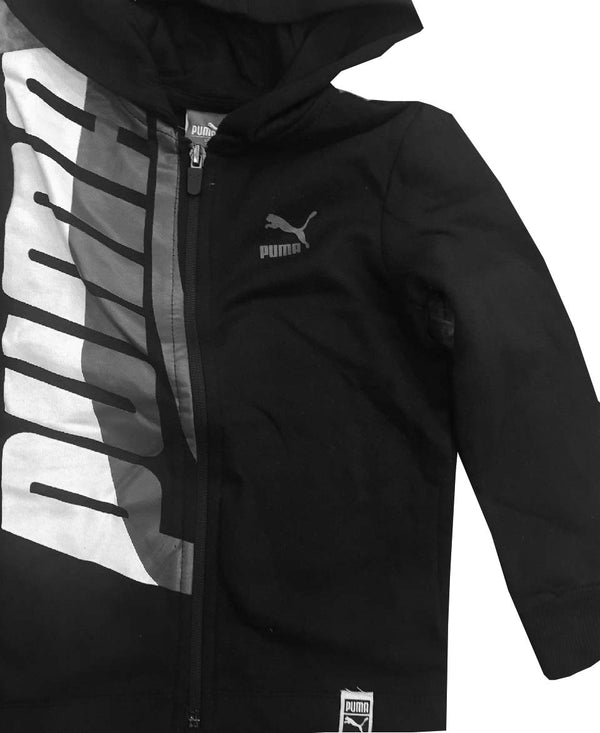BOY'S GRAPHIC LOGO HOOD | PUMA-(3Y-7Y)
