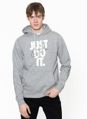MEN'S JUST DO IT PULLOVER HOODIE | NIKE