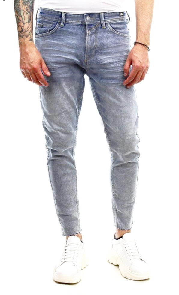 MEN'S CONROY CROPPED ANKLE JEANS | TOM TAILOR