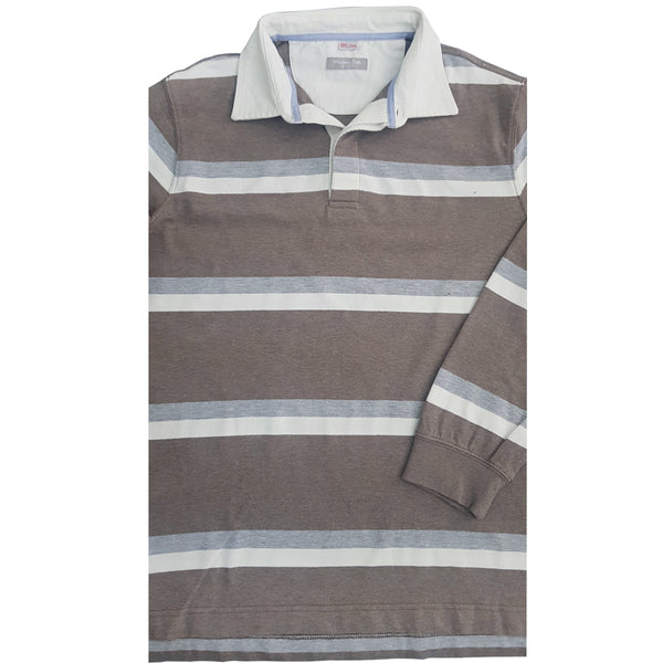MEN'S STRIPPED POLO | MASSIMO DUTTI