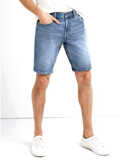 MEN'S DENIM INTELLIGENCE SHORTS| JACK & JONES
