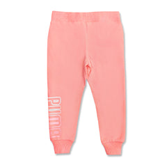 GIRL'S PRINTED TROUSER | PUMA-(2Y-16Y)