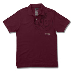 MEN'S PRINTED PIQUE POLO | OLD NAVY