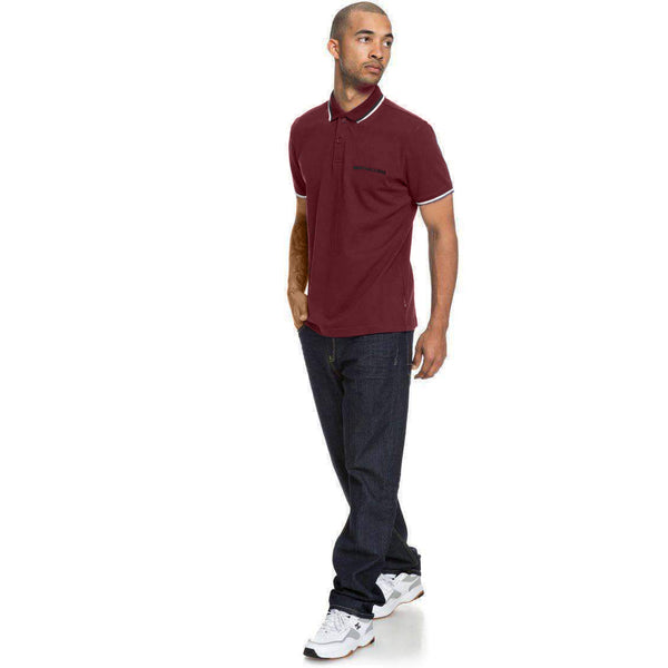 MEN'S LAKEBAY SHORT SLEEVE POLO | DC