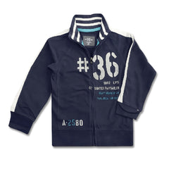 BOYS BOMBER JACKET# 36 BY H&M(4-10)YRS