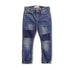 BOY'S PATCH JEANS | ZARA-(12M-5Y)