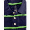 BOY'S NAVY STRIPE POLO | ON