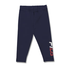 GIRL'S GRAPHIC PRINTED TROUSER| FILA-(2Y-6Y)