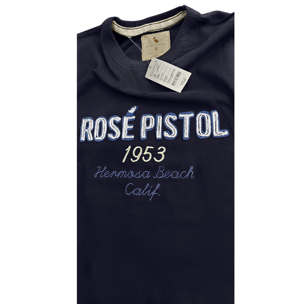 MEN'S HERMOSA BEACH T-SHIRT | ROSE PISTOL