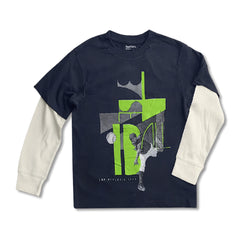 BOY'S BASEBALL ATH TEE | GAP