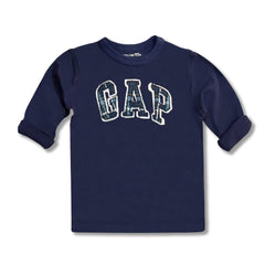 BOYS CLASSIC APPLIQUE TEE BY GP (6M-5YRS)
