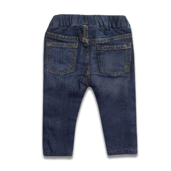 BOY'S PULL-ON FLANNEL JEANS | GAP-(0M-2Y)