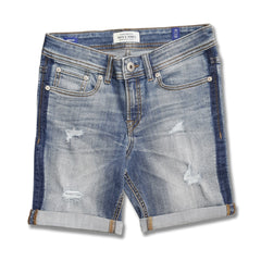 BOY'S RIPPED DENIM SHORTS | J&J