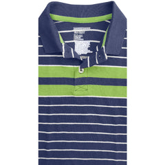 BOY'S NAVY STRIPE POLO | OLD NAVY-(12M-5Y)