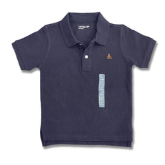 BOY'S TEDDY BEAR POLO|GAP (12M-5YRS)
