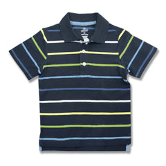 BOY'S NAYV STRIPE POLO | OLD NAVY-(12M-5Y)