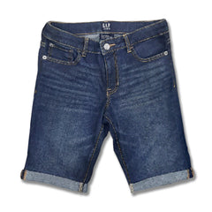 BOY'S STRAIGHT LEG BERMUDA SHORTS | GAP-(6Y-14Y)