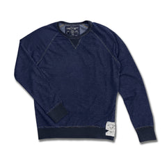 MEN'S B-GRADE REGLAN SLEEVE SWEATSHIRT | AMERICAN EAGLE