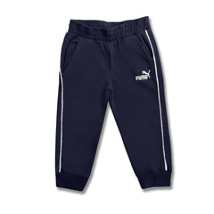 BOY'S B-GRADE LOGO FLEECE TROUSER | PUMA-(6M-8Y)
