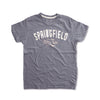 MEN'S APPLIQUE T-SHIRT | SPRINGFIELD
