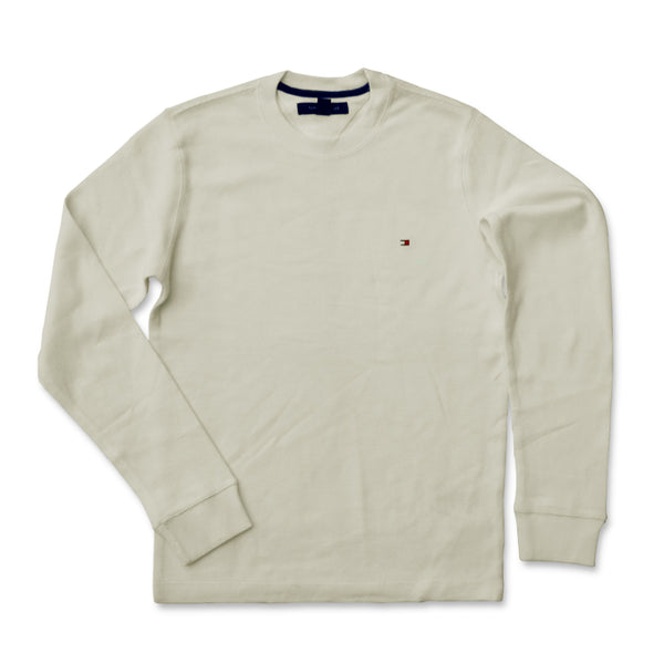 MEN'S YARN DYED THERMAL SHIRT | TOMMY-(B-GRAD)