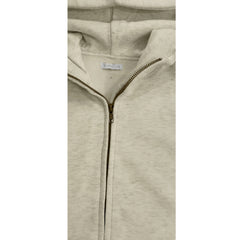 LADIES DOUBLE SIDE ZIP HOOD | OYSHO