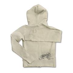 LADIES BEADS APPLIQUE LOGO HOOD | ROXY