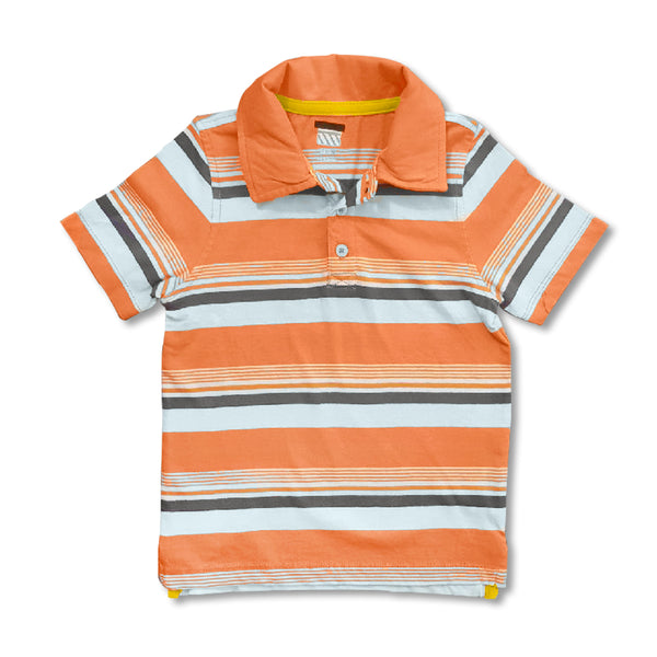 BOY'S STRIPPED POLO | OLD NAVY-(18M-5Y)